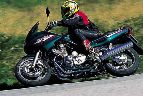 Product picture 1995 Yamaha XJ900S[G] Motorcycle Workshop Repair & Service Manual [COMPLETE & INFORMATIVE for DIY REPAIR] ☆ ☆ ☆ ☆ ☆